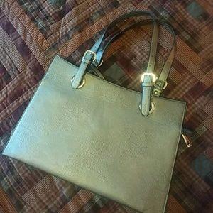 Bronze Shoulder Bag